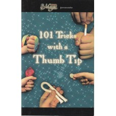 101 Tricks with a Thumb Tip - Book