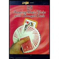 25 Amazing Magic Tricks with a Svengali Deck DVD