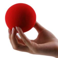 """Sponge Ball - 4"""" - Red"""