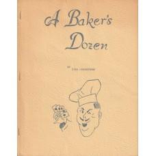 A Baker's Dozen - Lecture Notes by Stan Lobenstern