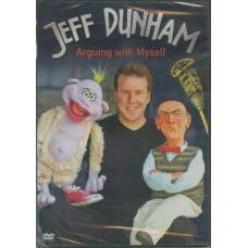 Arguing With Myself DVD by Jeff Dunham
