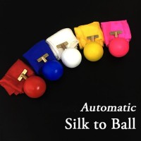 Automatic Ball to Silk - RED