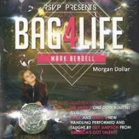 Bag 4 Life - Mark Bendell - Morgan Dollar Version