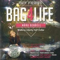 Bag 4 Life - Mark Bendell - Walking Liberty Half Dollar Version