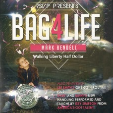 Bag 4 Life - Mark Bendell - Walking Liberty Half Dollar Version