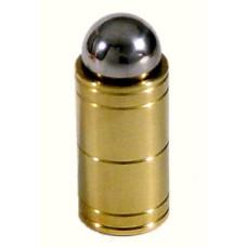 Ball and Tube - Brass - Locking