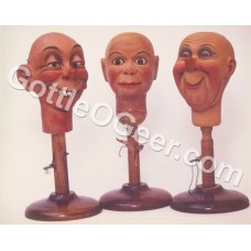 Photo - Bergen Character Heads