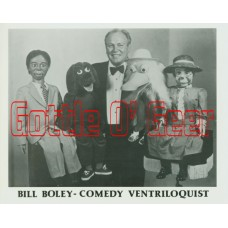 Photo - Bill Boley and Cast