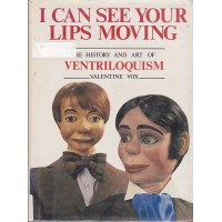 I Can See Your Lips Moving - Book by Valentine Vox