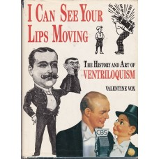 I Can See Your Lips Moving - 2nd Edition - Book by Valentine Vox