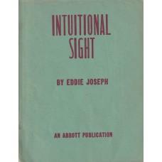 Intuitional Sight - Manuscript by Eddie Joseph