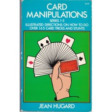 Card Manipulations Series 1-5 - Book by Jean Hugard