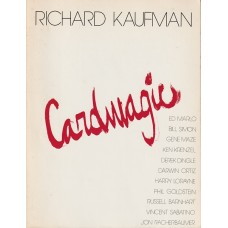 Cardmagic - Book by Richard Kaufman