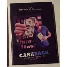 Cashback - Criss Angel -- DVD