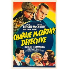 Charlie McCarthy Detective - Movie Poster