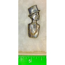 "Charlie McCarthy ""Spoon"" Pin"