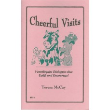 Cheerful Visits - Short Routines for Hospital Patients - Book by Teresa McCay