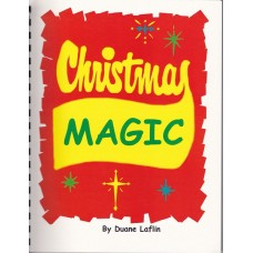 Christmas Magic - Book by Duane Laflin