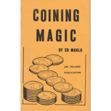 Coining Magic - Book by Ed Marlo