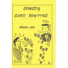 Comedy Card Routine - Shaun Yee