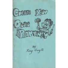 Create Your Own Partner - Book by Ray Guyll