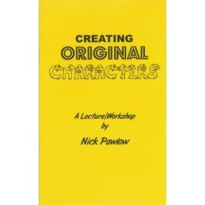 Creating Original Characters - Book by Nick Pawlow