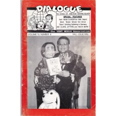 Dialogue Magazine Volume 15 Number 4 - Mark Wade Cover