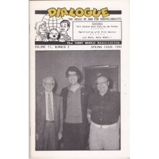 Dialogue Magazine Volume 11 Number 2 - McElroy Brothers Cover