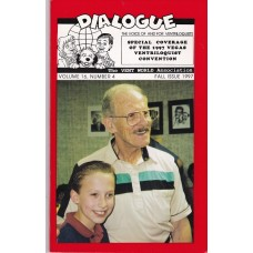 Dialogue Magazine Volume 16 Number 4 - Paul Winchell Cover