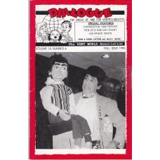 Dialogue Magazine Volume 14 Number 4 - Nacho Estrada Cover