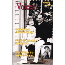 Distant Voices Magazine Spring 2006