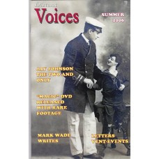 Distant Voices Magazine Summer 2006