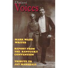 Distant Voices Magazine Winter 2005