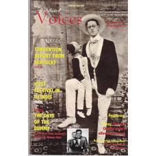 Distant Voices Magazine Volume 1 Number 2