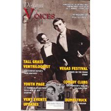 Distant Voices Magazine Volume 2 Number 1
