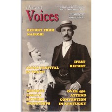 Distant Voices Magazine Volume 2 Number 3 - Winter 2004