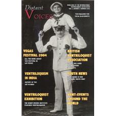 Distant Voices Magazine Volume 2 Number 2 - Summer 2004