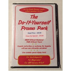 The Do-It-Yourself Promo Pack by Anne White -- CD package