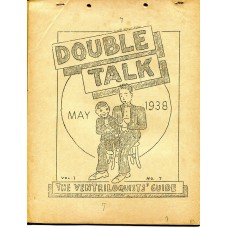 Double Talk Magazine - Volume One Number Seven