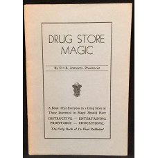 Drug Store Magic - Johnson