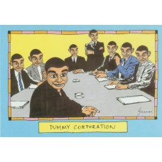 Postcard - Dummy Corporation