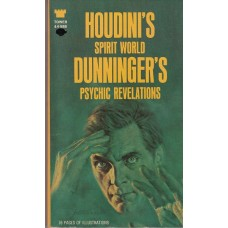 Houdini's Spirit World - Dunninger's Psychic Revelations - Book