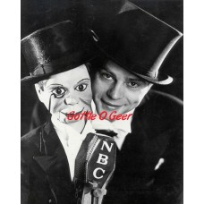 Photo - Edgar Bergen and Charlie McCarthy (1)