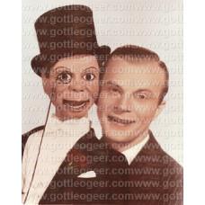 Photo - Edgar Bergen and Charlie McCarthy (8)
