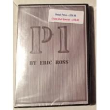 P1 -- Eric Ross -- DVD