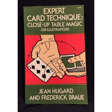 Expert Card Technique - Book