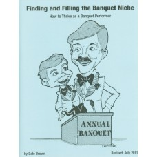 Finding and Filling the Banquet Niche - Book by Dale Brown