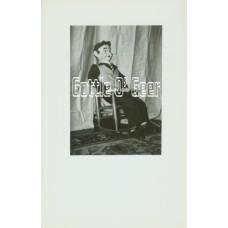 Finis Robinson Figure Maker Postcard