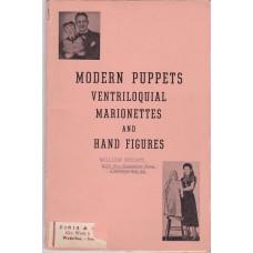 Finis Robinson 1953 Catalog of Ventriloquial Figures