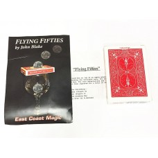 Flying Fifties  - AKA, Coins to Glass